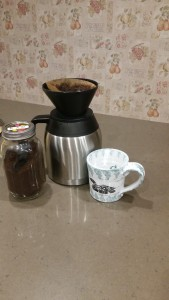 Pour Over Cofee